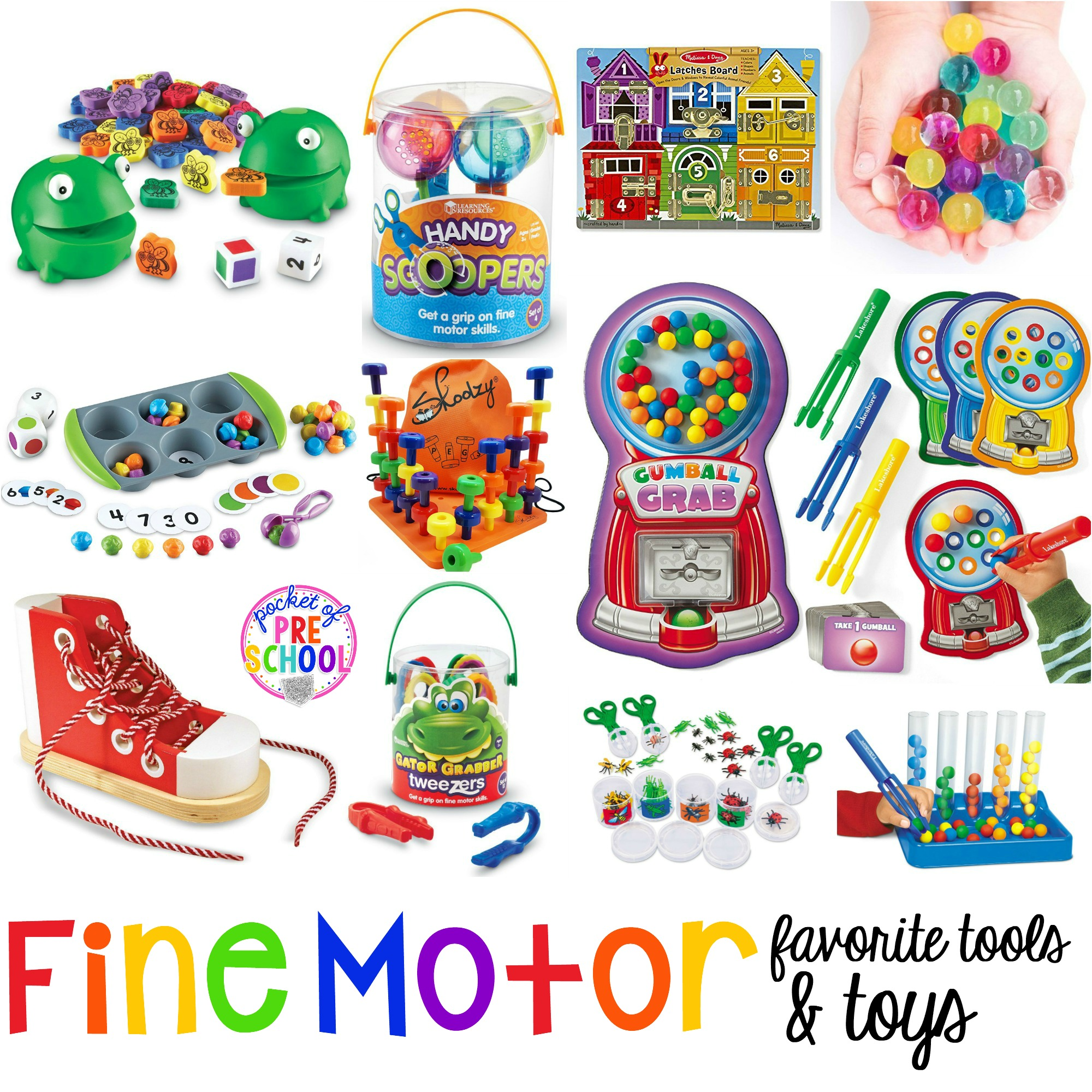 Favorite Fine Motor Tools Cover Edited
