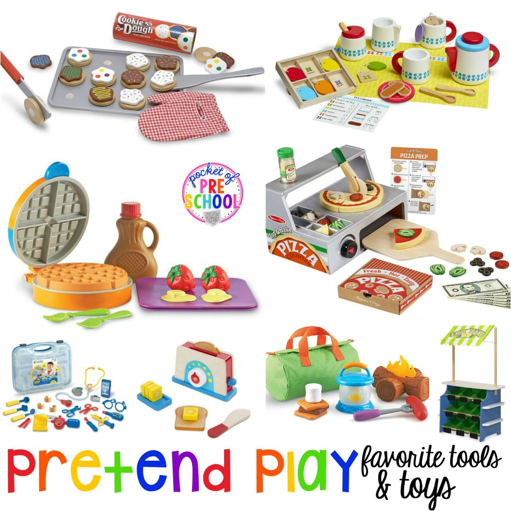 Favorite Dramatic Play Tools Amp Toys For Preschool