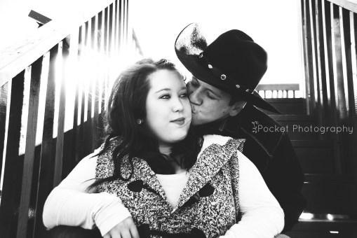 Matthew + Desirae Couple Photoshoot - March 19th 2016 251 edited bnw with logo