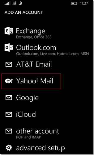 Syncing your Contacts & Calendar from Yahoo com | PocketPrimer