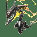 Mega-Rayquaza Shiny