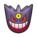 Mega Gengar Spooky