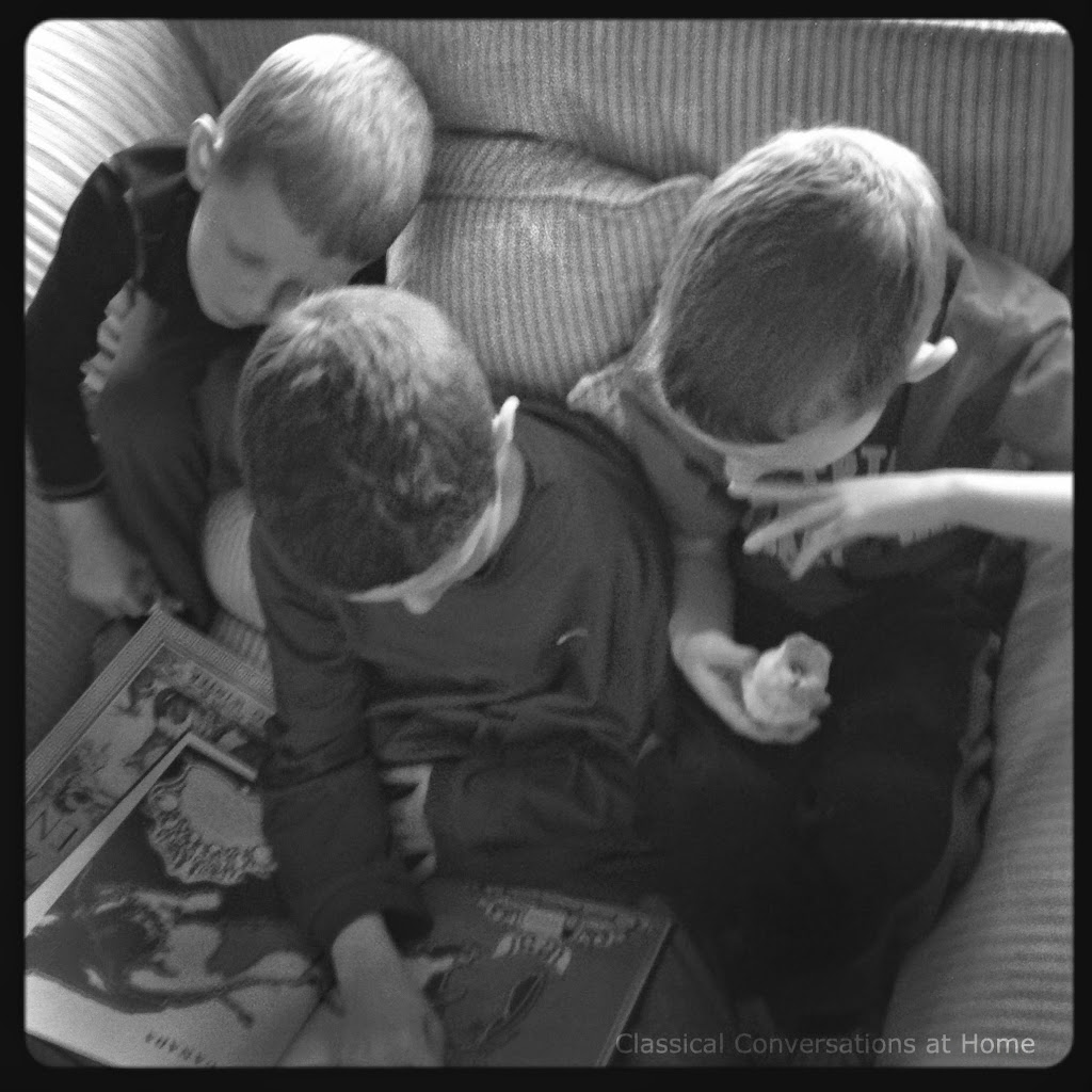 3BoysReadingB-amp-W