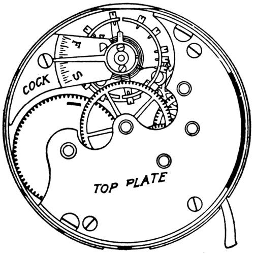 Elgin Pocket Watch Information: Serial Number 3372075