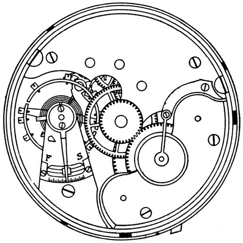 Elgin Pocket Watch Information: Serial Number 2047439