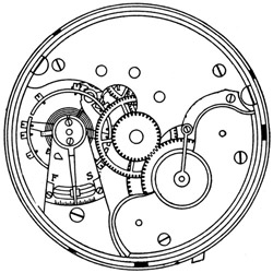 Elgin Pocket Watch Serial Numbers Lookup: Identification