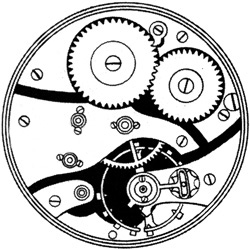 Waltham Pocket Watch Serial Numbers Lookup: Identification