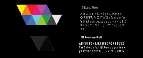 Palette e Font