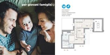 soluzione B6 per giovani famiglie (doppia pagina)