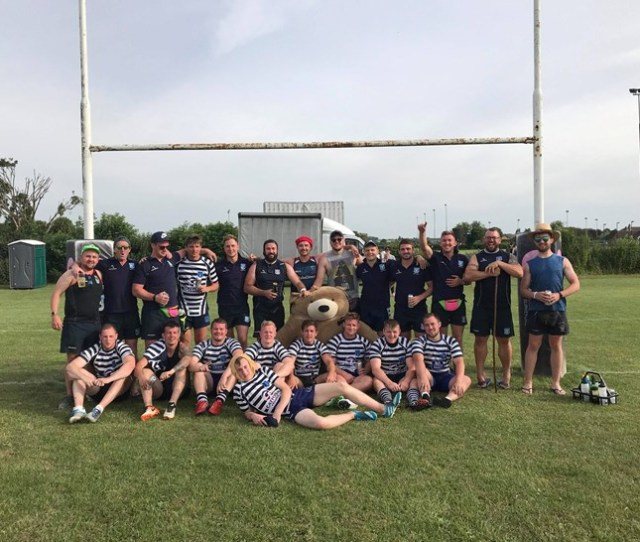 Pocklington Rufc Had An Early Summer Run Out When They Went On A Mini Weekend Tour To The Olney 7s In Buckinghamshire Coming Away With Silverware After