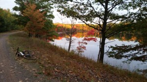 Moosehead lake black diamond trail