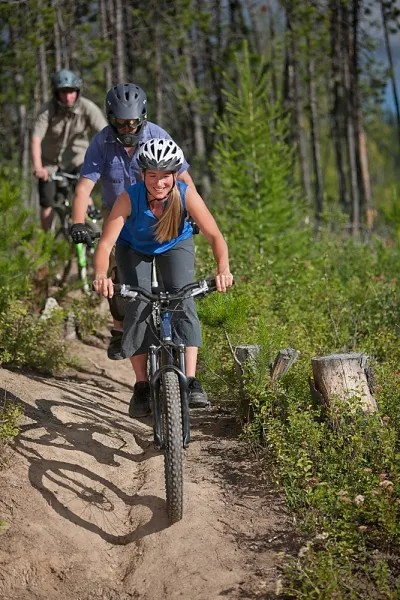 lehigh gorge trail biking