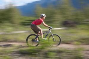 mountain bike trails in the poconos
