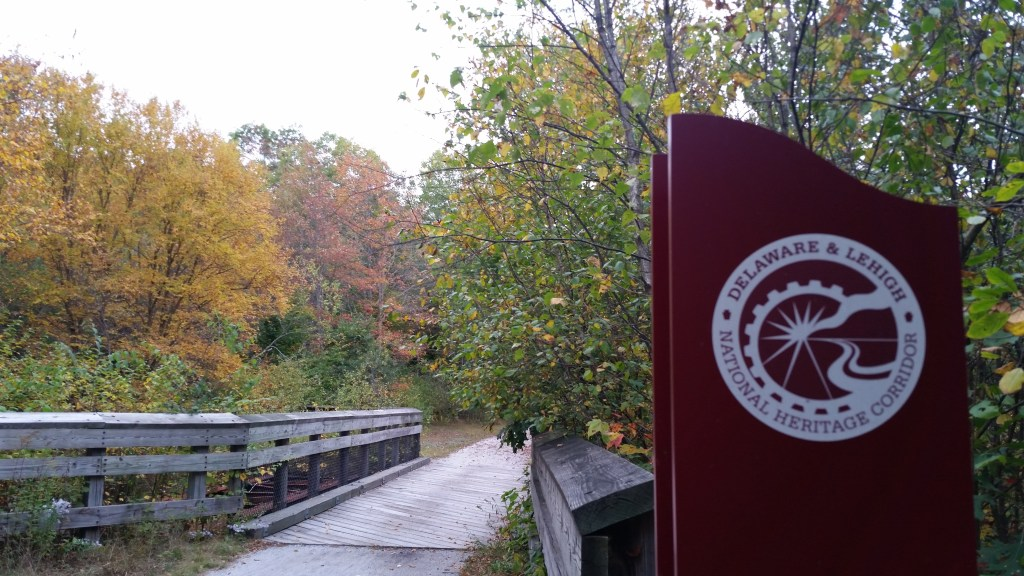 Lehigh Gorge Rail Trail