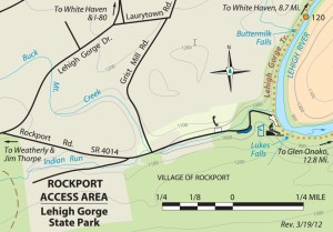 Rockport Map