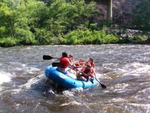 lehigh river rafting