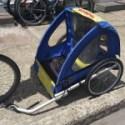 Kids tag along - trailer - caboose - Pocono Bike Rental