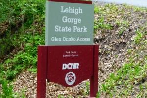 Lehigh Gorge Glen Onoko Access Point