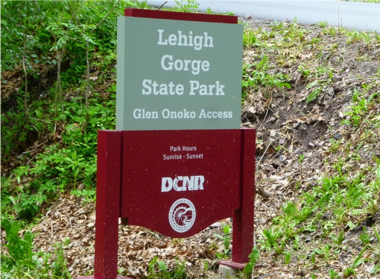 Lehigh Gorge State Park - Glen Onoko Access Point