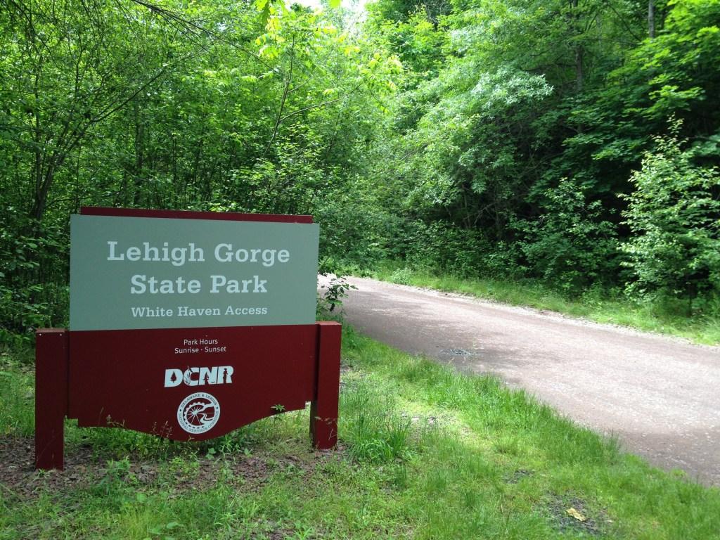 Lehigh Gorge White Haven Access Point
