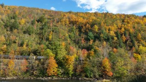 Poconos Fall Foliage Jim Thorpe