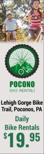 Pocono Bike Rentals and Shuttles - White Haven, PA - Jim Thorpe, PA
