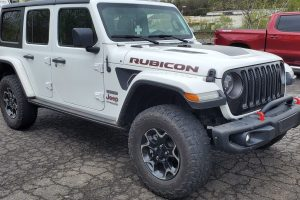 Jeep Tours in the Poconos