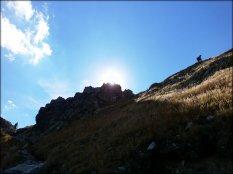 Podejście na Szpiglasowy Wierch - wrzesień 2012