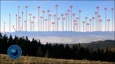 """E-book """"Fotograficzna topografia Tatr"""" - widok z Długiej Hali w Gorcach"""
