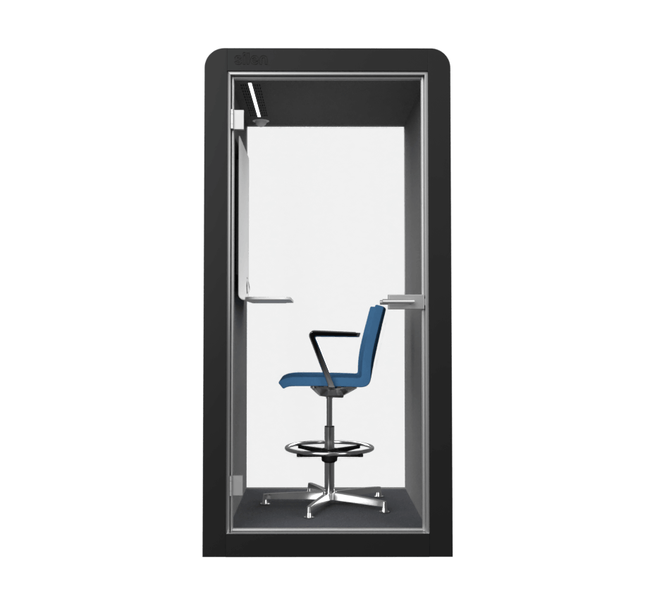 SPACE 1 POD_BLACK WORKSPACE WITH CHAIR (1)