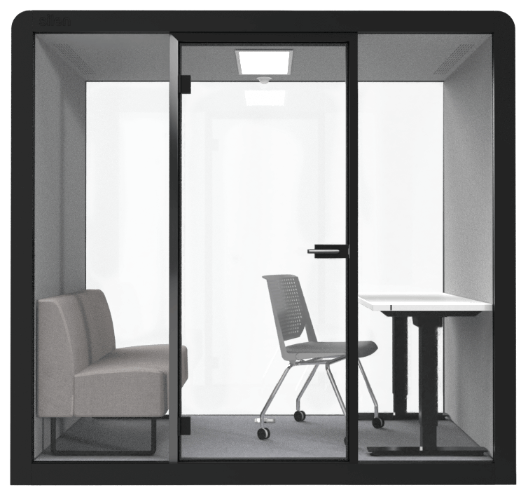 SPACE 2_WHITE PRIVATE OFFICE