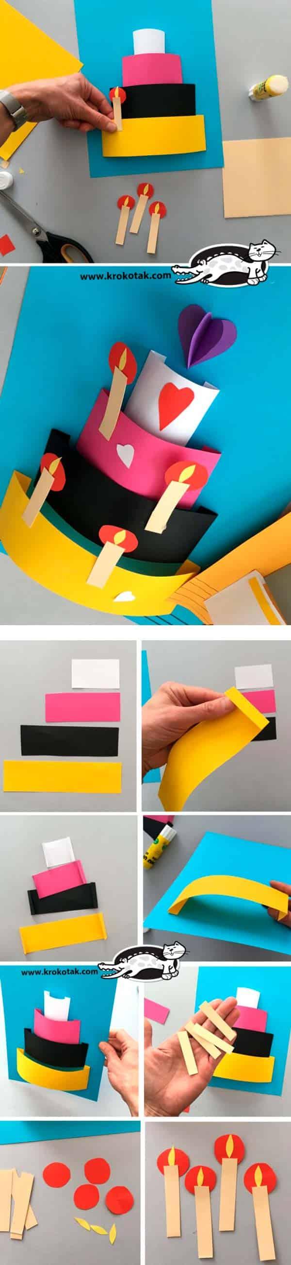Торт түріндегі 3D картасы