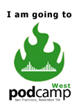 Podcamp West
