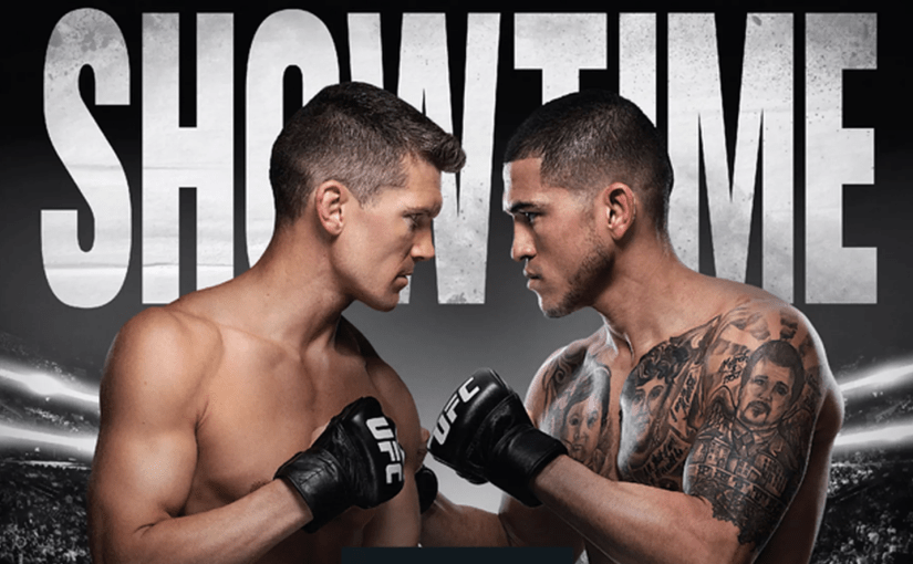 Octogon n°283 – UFC Nashville « Thompson vs Pettis »