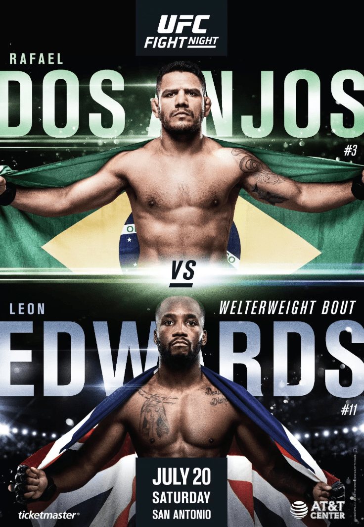 Octogon n°296 – UFC on ESPN 4 « Dos Anjos/Edwards »