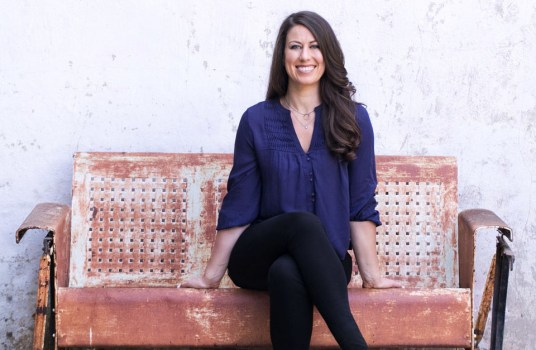 #81: Get Me Out of This Crappy Job! – with Jenny Blake, author of Pivot