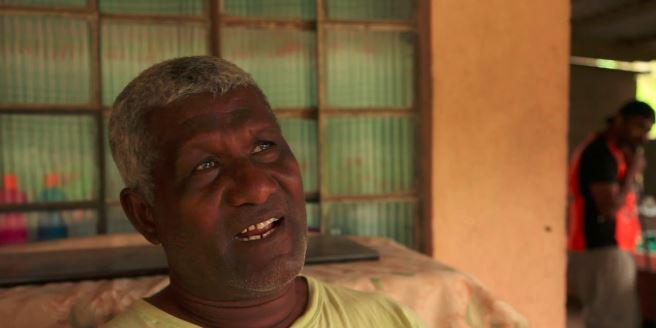 """""""Ele cometeu um crime e deveria pagar"""", afirma Ditão, do Quilombo Ivaporonduva - Créditos: Foto: Reprodução/Youtube"""