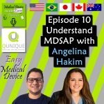 Square thumbnail Episode 10 Understand MDSAP with Angelina Hakim Podcast