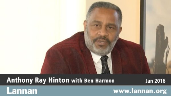 Anthony Ray Hinton with Ben Harmon, 10 January 2016