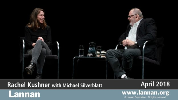 Rachel Kushner with Michael Silverblatt