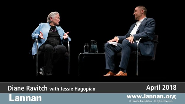 Diane Ravitch with Jesse Hagopian