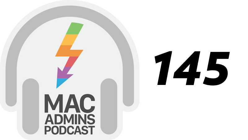Episode 145: Entirely Too Much About APNs and MDM with Brad Chapman