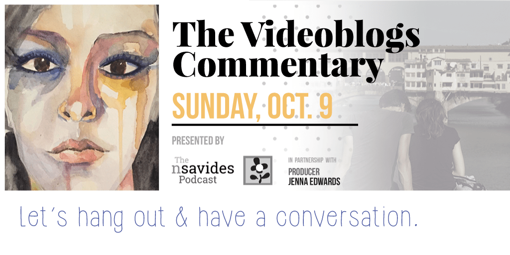 The Videoblogs Commentary