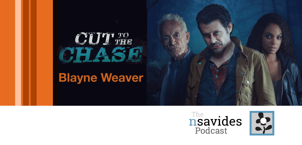 Blayne Weaver on shooting car chases and fight scenes for Cut to the Chase