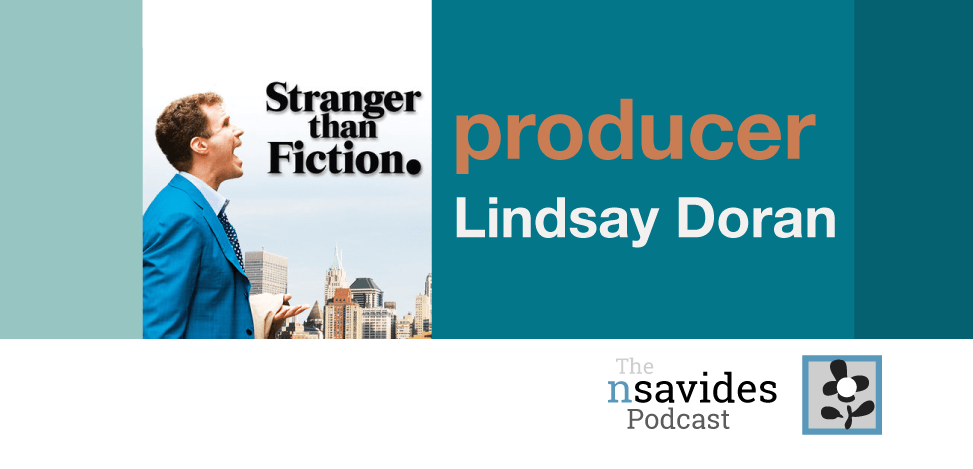 Lindsay Doran podcast interview
