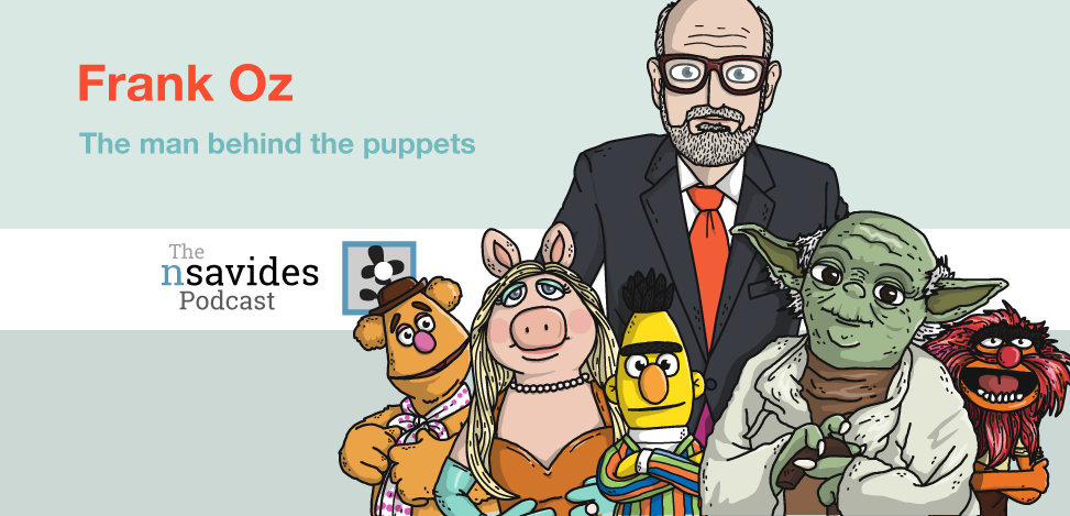 Frank Oz: The man behind the puppets
