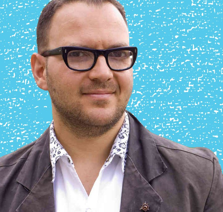 "The Radical Author: ""The Dystopia Is Now,"" featuring Cory Doctorow"