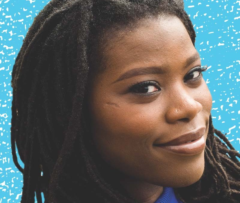Using Storytelling to Inform and Educate, featuring Kaitlyn Greenidge