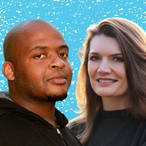 Kiese Laymon and Jeannette Walls