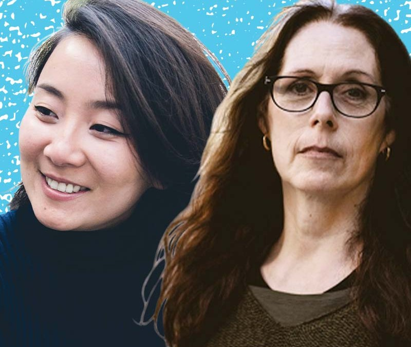 Best of YA, featuring Laurie Halse Anderson and Marie Lu